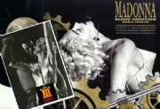 BLOND AMBITION TOUR - NICE,  FRANCE  1-LP GREY VINYL